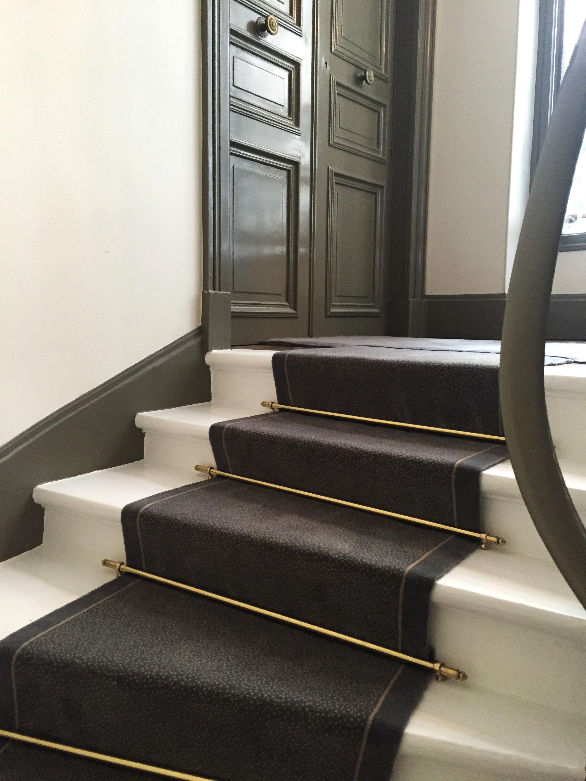 Protection Pour Marche D Escalier tapis d'escalier - dmt - spécialiste du tapis d'escalier et