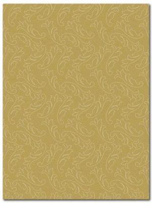 tapis alp_ feuille jaune