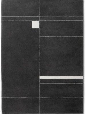 tapis alp_ gris blanc