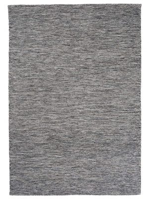 tapis linie design gris
