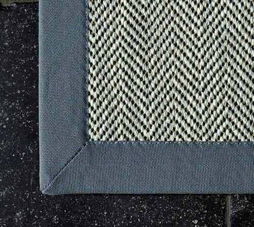 tapis ganse coton