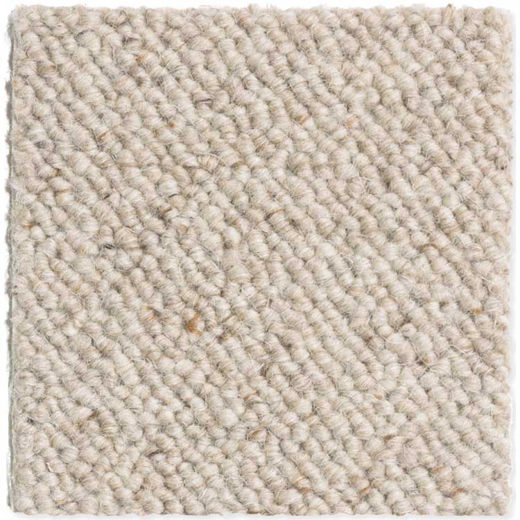 moquette bouclée laine