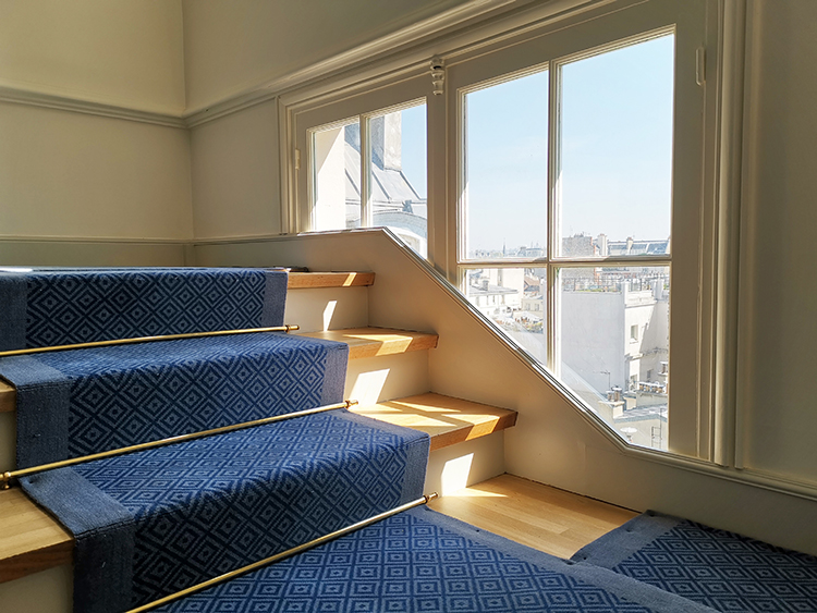 phot tapis escalier