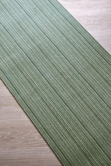 tapis déstockage milleraie vert