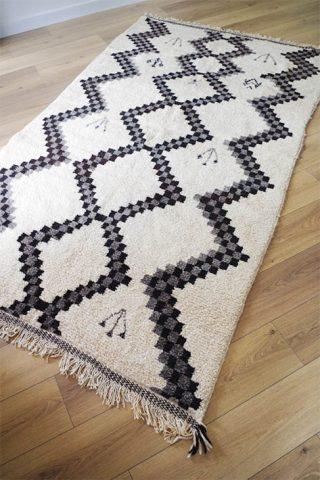tapis marocain d'intérieur